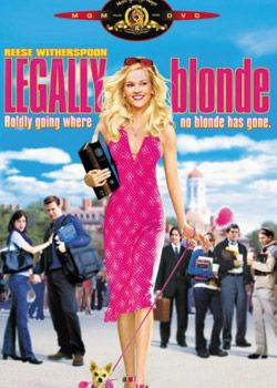 Reese Witherspoon Movies in general-can quote Legally Blonde word for word