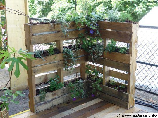 meuble jardin palette` - Recherche Google