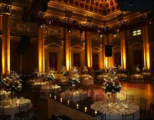 The Most Expensive Wedding Venues in New York City - Weddings Week 2011 - Racked NY