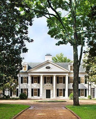 Southern Plantation .