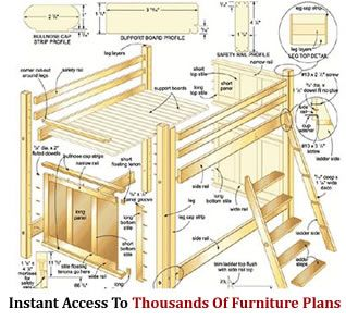 Woodworking plans for furniture, Furniture Woodworking Plans, Furniture Patterns & Desk Plans