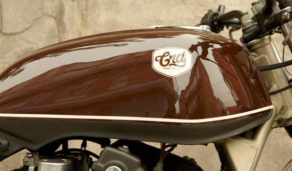 CRD Honda CB750 Cafe Racer