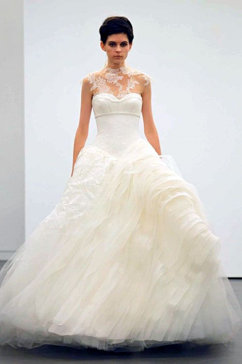Weding Dress Vera Wang Collections 2013