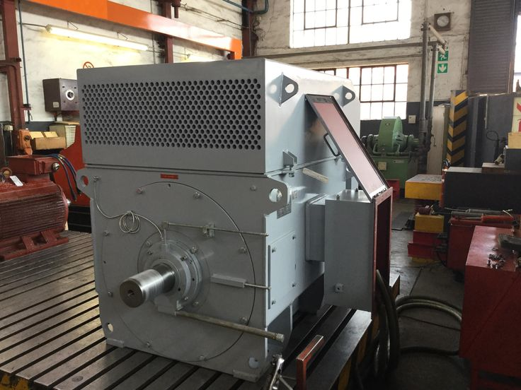 NEW WEM 700 kW 1490 rpm 3300 Volt Squirrel Cage motors on test in South Africa. Posted by Grant Grabe of Indusquip Wem Electric Motors & INVT AC Drives.    Reece Fuller | LinkedIn