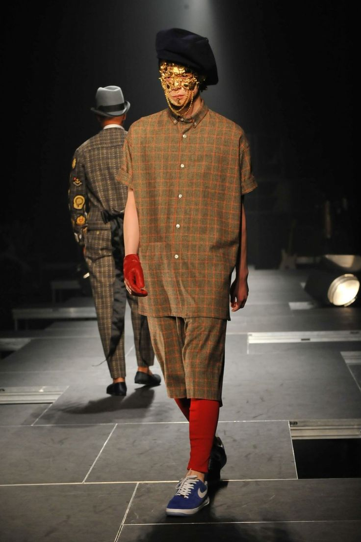 takeo men 2012 : reappointed to the creative director of takeo kikuchi  kikuchi is the pioneer of designer brand, and expressing the new approach of men's fashion.