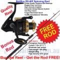 BaitBox, the Australian online fishing tackle store offers cheap fishing tackle. No need to shop overseas; Marinews fishing tackle is priced at never before seen prices in the online tackle store.