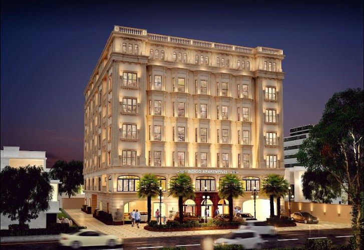 Indigo Boutique Apartments Dha Phase 8 Dha Lahore Building Management System Building Management Luxury Apartments