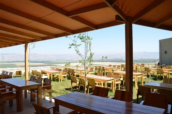 Tawlet restaurant Amiq, Bekaa Valley