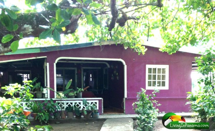 Real Estate in Puerto Armuelles Panama | Affordable Beach House in Neighborhood Popular with Expats