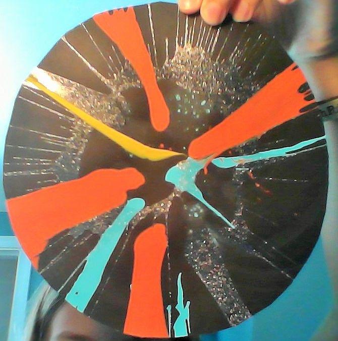Art Camp; Spin Art 2 - SHIIIIIIINY