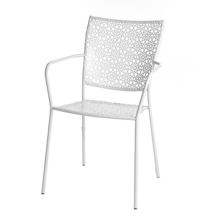 die besten 17 ideen zu gartenstuhl wei auf pinterest outdoor tisch tische im freien und. Black Bedroom Furniture Sets. Home Design Ideas