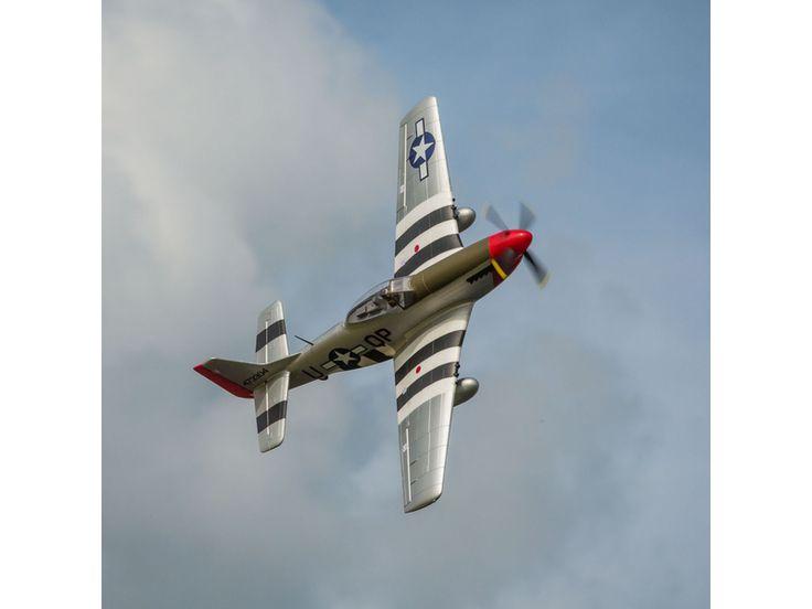 E-Flite P-51D Mustang 1.2m model BNF Basic  http://germanrc.pl/pl/p/E-Flite-P-51D-Mustang-1.2m-model-BNF-Basic-AS3X/7932