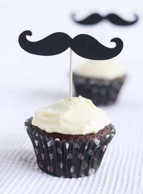 decoracion de cupcakes para hombres - Buscar con Google