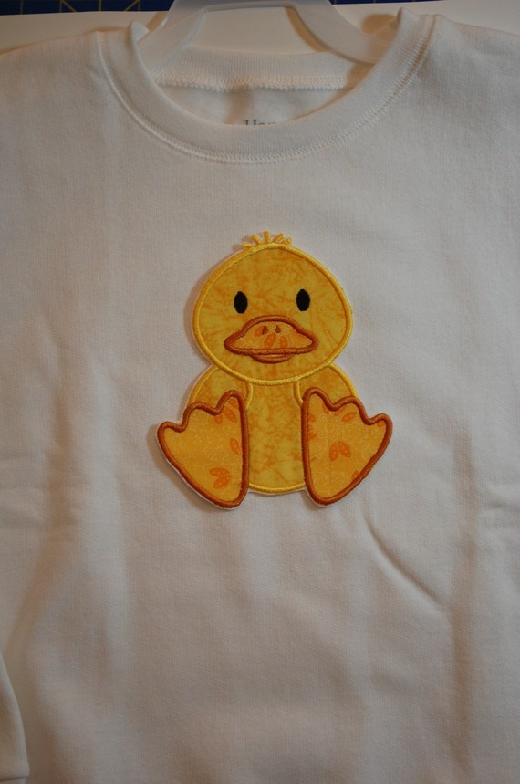 152 best Applique Ducks images on Pinterest