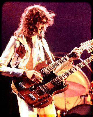 Jimmy Page (Led Zeppelin, Yardbirds)