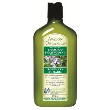 Avalon Organics Rosemary Volumizing Shampoo