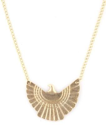 Firebird Gold Necklace from LuLu's: Golden Jewelry, Firebird Gold, Style Dreams, Gold Necklaces, Accessories