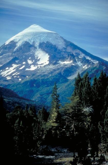 Volcán Lanín - Neuquen