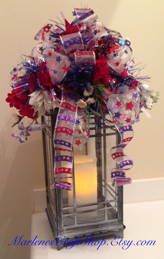17 Best Ideas About Memorial Day Decorations On Pinterest
