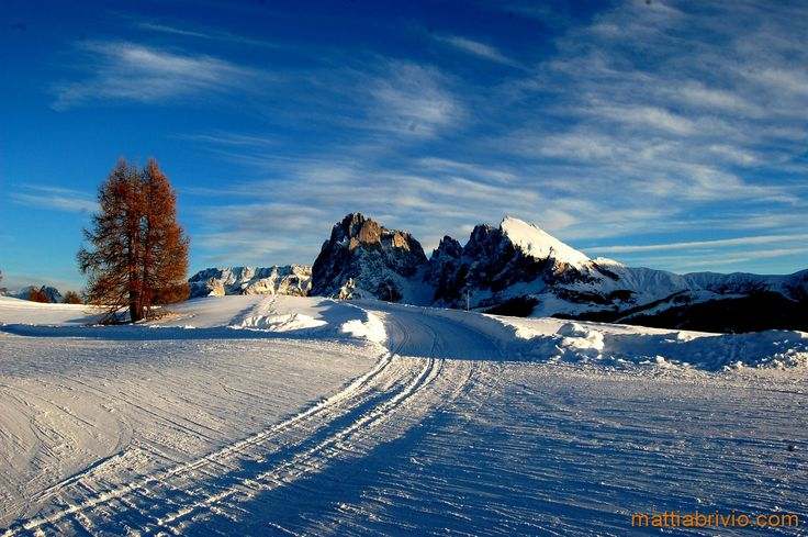 Val Gardena my love