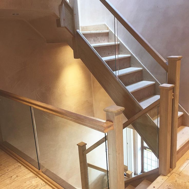 Glass Staircase Balustrade Kit: 36 Best Images About Glass Stair Balustrade Oak Staircases