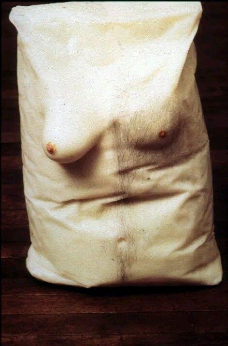 ROBERT GOBER Untitled (torso) Body Politics, 1990
