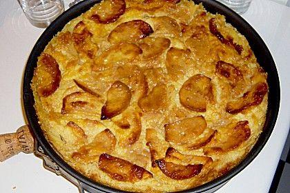 Holländischer Apfelkuchen (Rezept mit Bild) von shj | Chefkoch.de