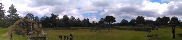 Ancient Mayan City of Iximche, located in Tecpan, Chimaltenango. Was one of the last cities that the Mayans had before the Spanish Conquest on XVI Century