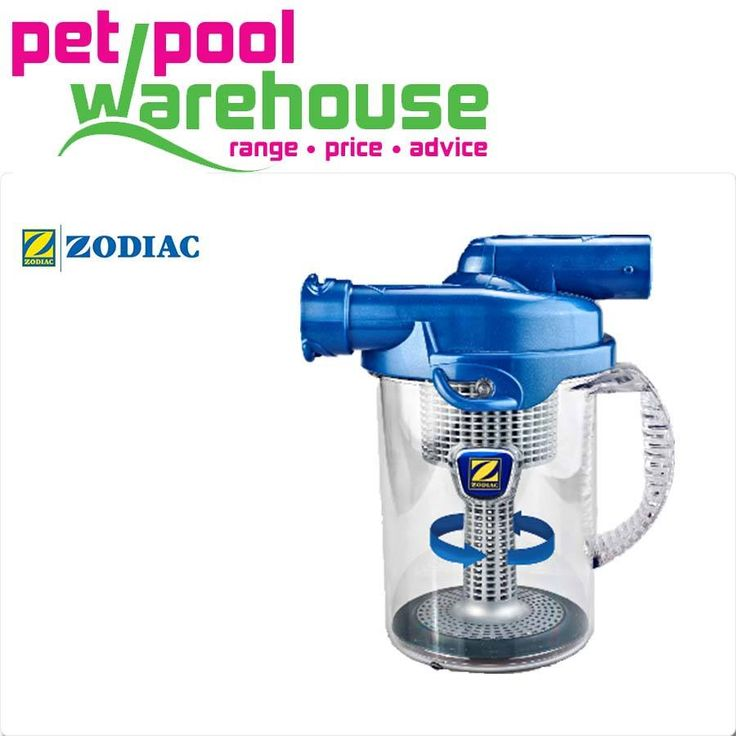 Do you have a leaf litter problem? #Zodiac Cyclonic Leaf Catcher is THE perfect accessory for you if your suction pool cleaner operates in a leafy area. It collects leaves, seeds and larger debris with maximum suction power with no extra strain on pump to help prevent build-up in the skimmer basket. Its design also makes it easy to install and maintain and it is available from Pet Pool Warehouse Knysna.