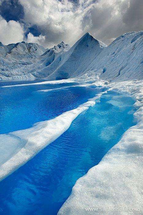Glaciar Perito Moreno, Parque Nacional de Los Glaciares, Patagonia Argentina