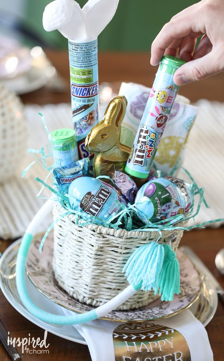 [ad] Style a special Easter basket for the host of the festivities with Dove Peanut Butter Eggs, at Target for a limited time. Save on your favorite treats with the Cartwheel app!