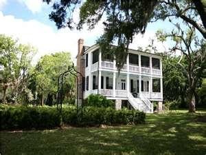 Charleston Area Plantations - Southern Plantation Homes