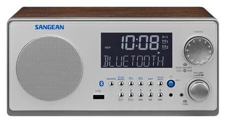 Sangean WR-22 FM/AM/USB/Bluetooth Receiver | The Listening Post Christchurch and Wellington |
