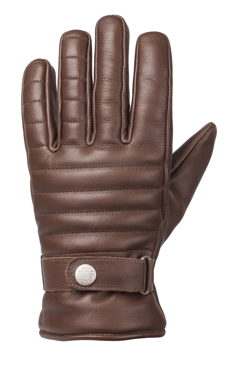 Leather driving gloves on ebay - Ride Sons Empire Insulated Leather Glove Brown