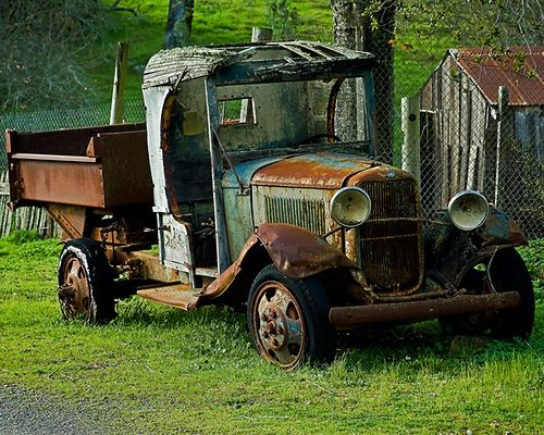 Old Ford Farm Trucks | Recent Photos The Commons Getty Collection Galleries World Map App ...
