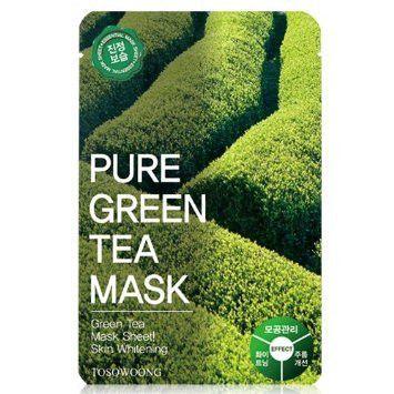 Pure Green Tea Mask Pack