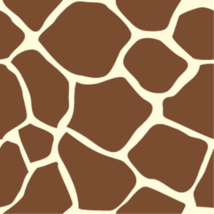 free giraffe print images | Clip Art of a Giraffe Skin Seamless Background