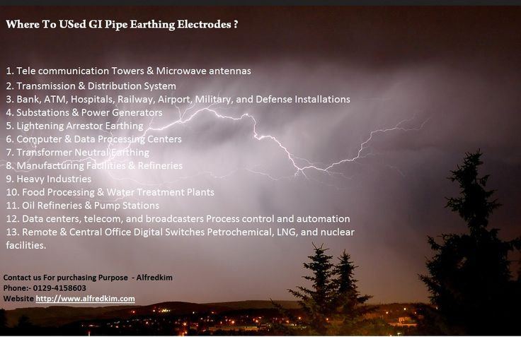 In Which Area GI Pipe Earthing Electrodes Can be used?           #GI_Pipe #GI_Pipe_USed