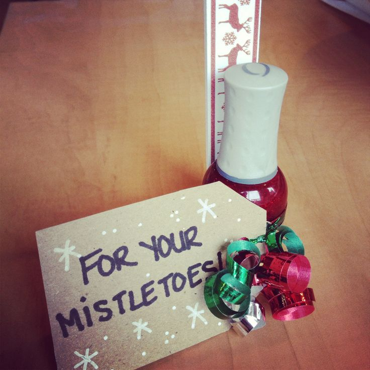 Christmas gifts for the office girlies! art / crafts