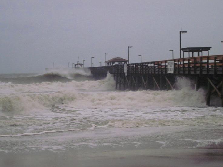 2011 Hurricane Irene Myrtle Beach SC