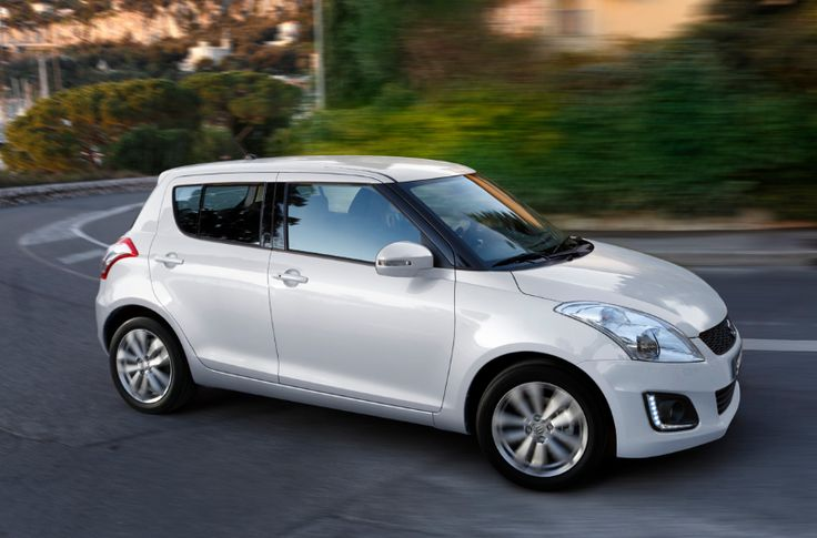 2018 Suzuki Swift EV Hybrid Performance