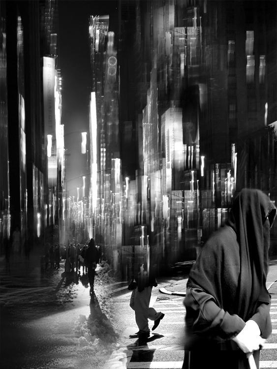 New York, image by Zurab Getsadze