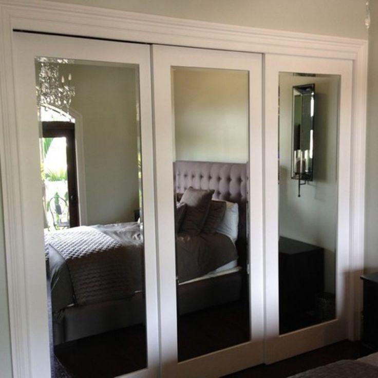 Sliding Mirror Closet Doors For Bedrooms