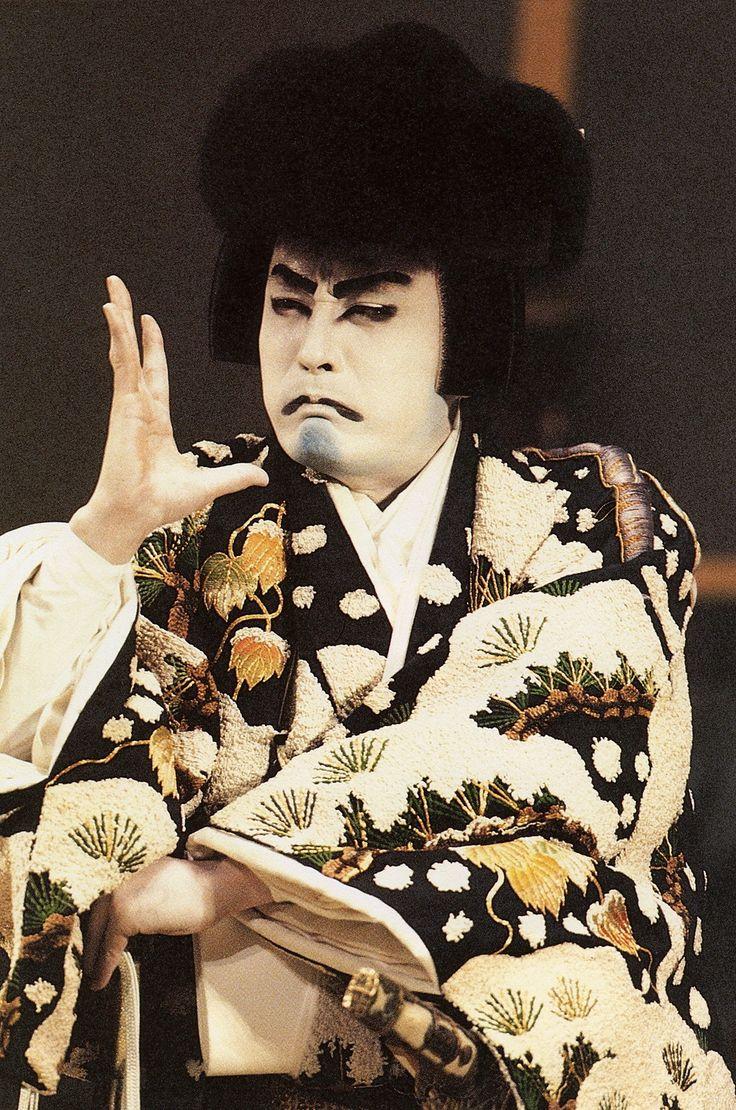 Kabuki Theater Costumes   Le théâtre japonais Kabuki – The Japanese theater Kabuki