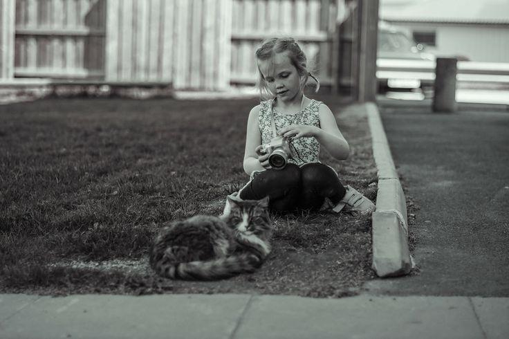 Little Photographer by Anna Rósa Hreinsdóttir Lossius on 500px