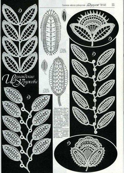 Häkelanleitungen - Duplet 141 Russian crochet patterns - ein Designerstück von Duplet bei DaWanda