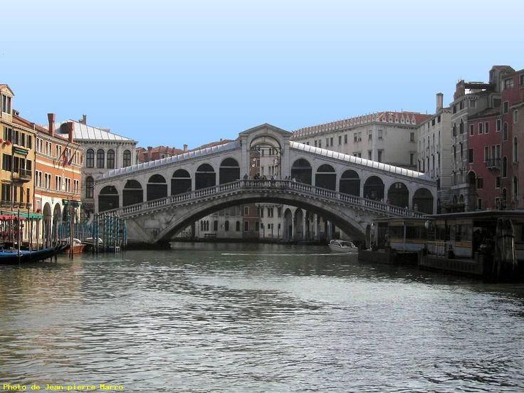 Trouvé sur Vos-Photos.eu - Pont du rialto (4) - Venise de Jean-pierre Marro
