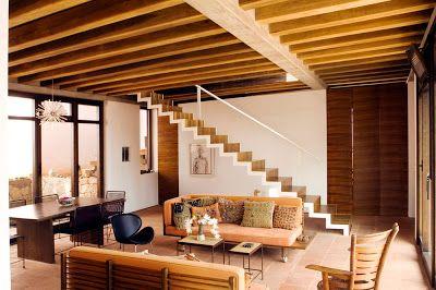 podio: Casa Estudio Oaxaca, por Taller de Arquitectura - Mauricio Rocha