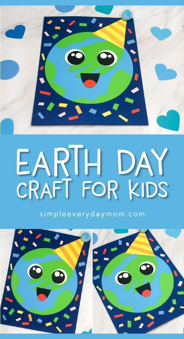Make This Handprint Earth Craft For Earth Day Celebrations Earth Day Crafts Earth Craft Kids Art Projects