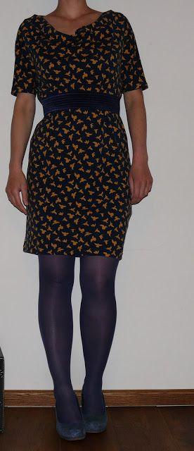 De Audrey jurk van het boek Droomjurken.